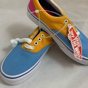 Vans Era shoes multi colored 6W